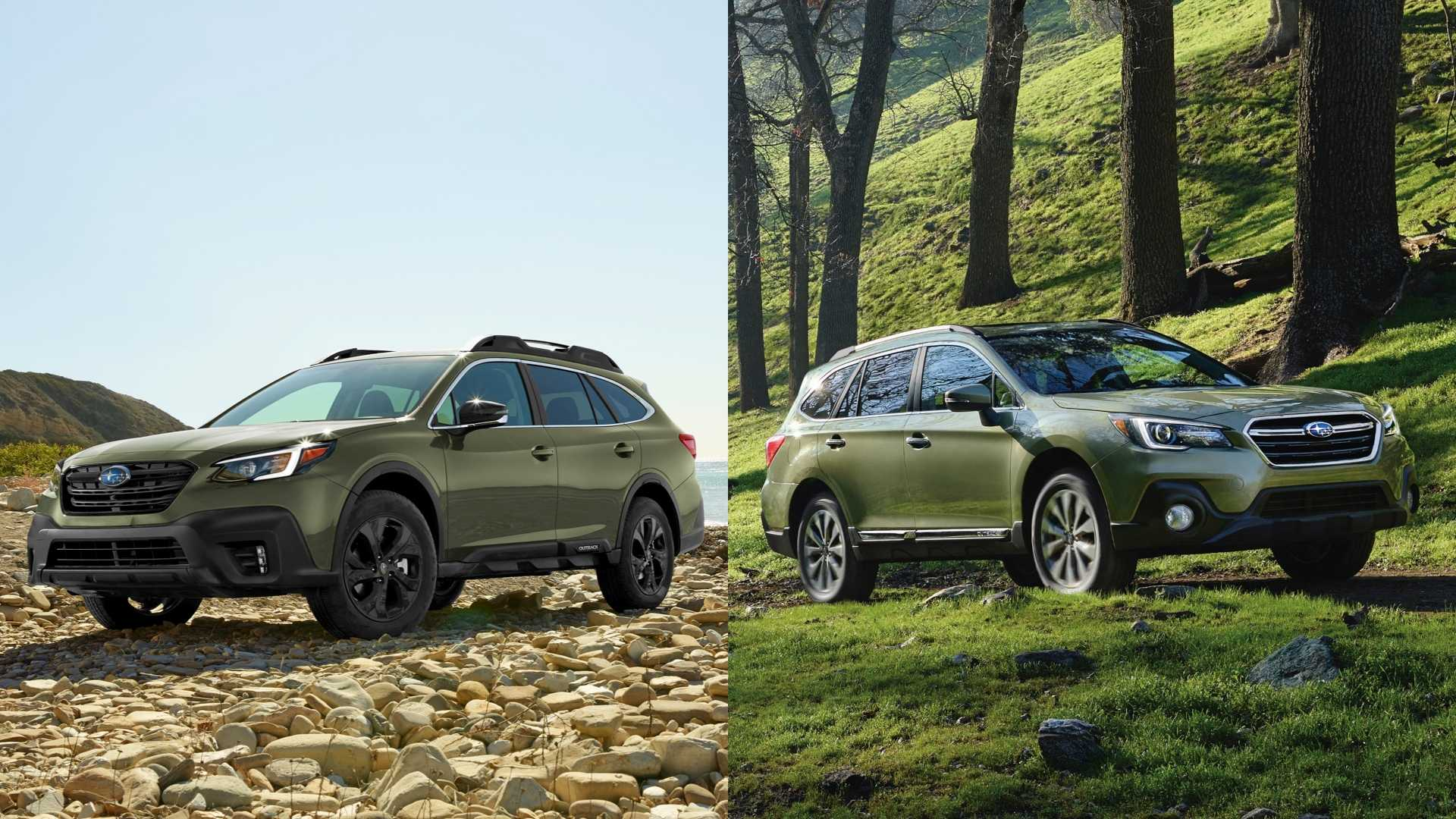 14 New 2019 Subaru Outback Changes Exterior And Interior