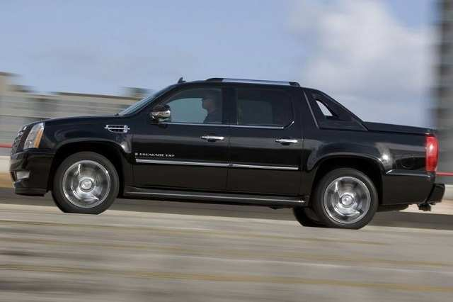 14 New 2020 Cadillac Escalade Ext Price And Release Date