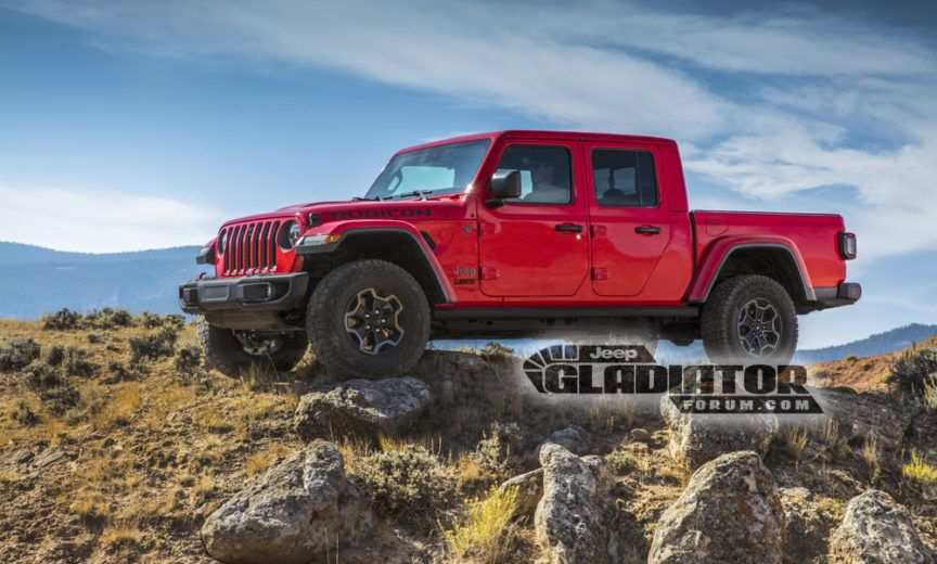 14 New 2020 Jeep Wrangler Pickup Truck Release Date And Concept