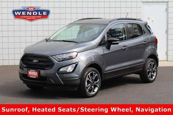14 The 2020 Ford Ecosport Ratings