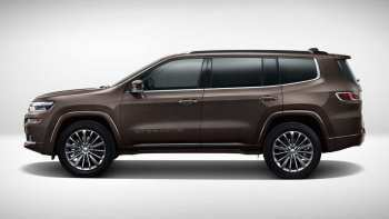 14 The 2020 Jeep Commander Photos