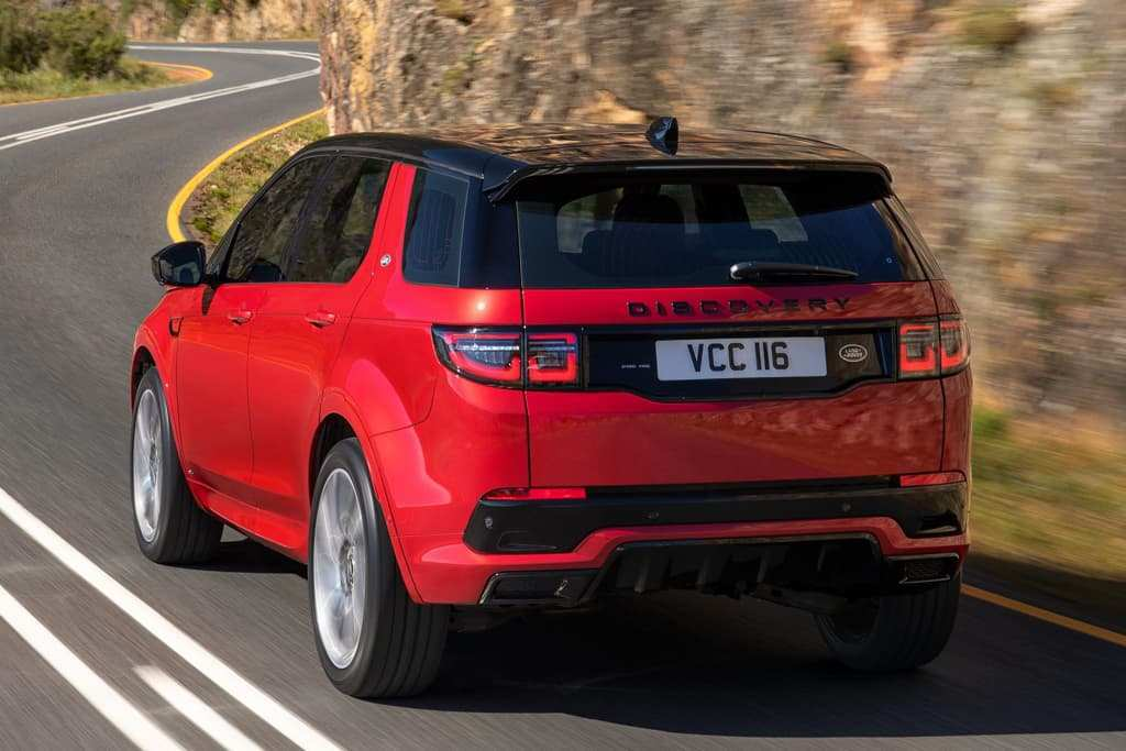 14 The 2020 Land Rover Discovery Sport Concept And Review