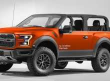 14 The 2020 Orange Ford Bronco Style