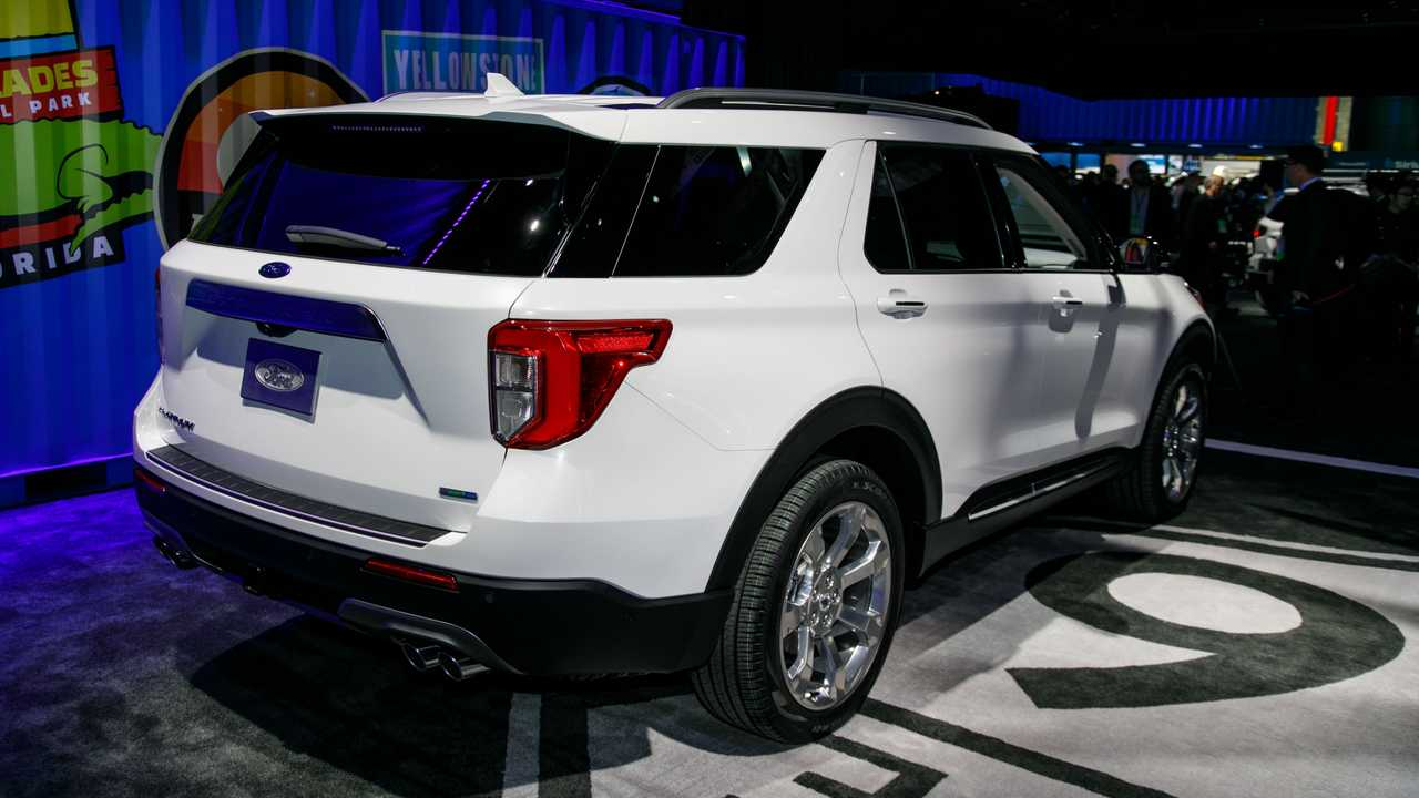 14 The Best Price Of 2020 Ford Explorer Specs