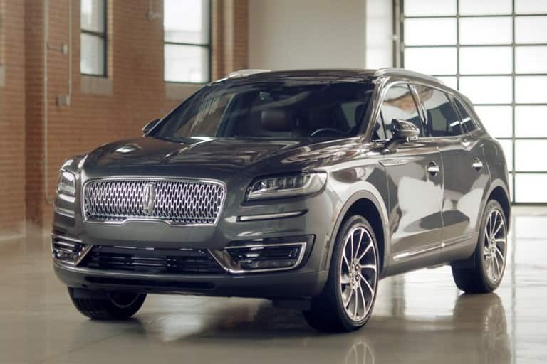 15 A 2019 Ford Nautilus Overview
