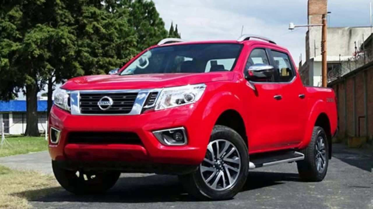 15 A 2019 Nissan Frontier Release Date Review
