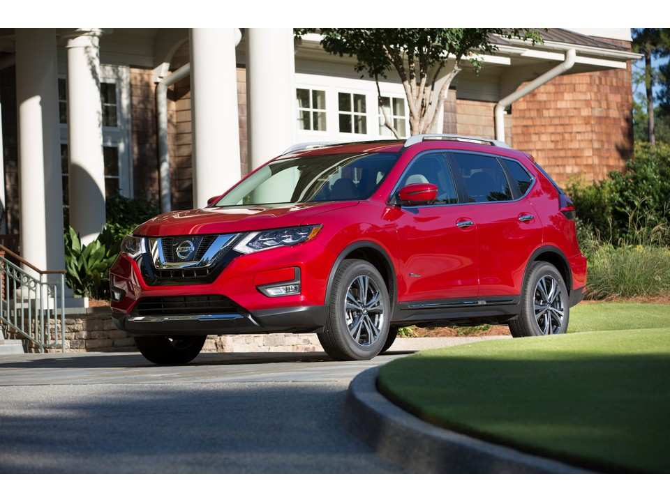 15 A 2019 Nissan Rogue Engine Speed Test