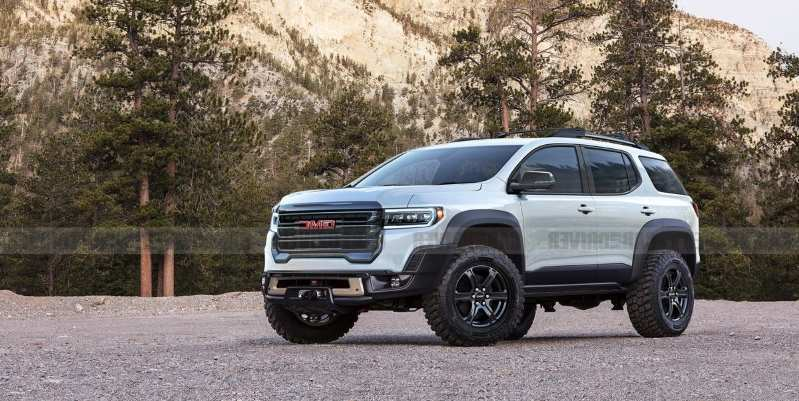 15 A New 2020 Gmc Jimmy Redesign And Concept