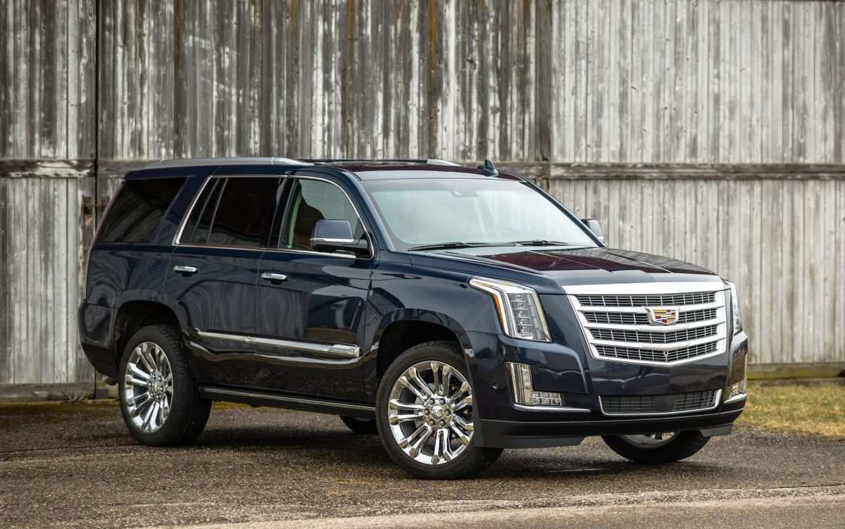 15 All New 2019 Cadillac Lineup Price Design And Review