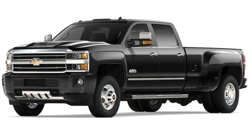 15 All New 2019 Chevrolet 3500 Concept And Review