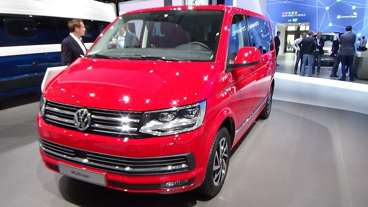 15 All New 2019 Vw Bulli Redesign And Concept