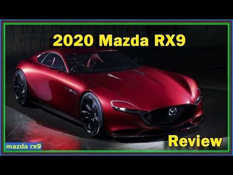 15 All New 2020 Mazda Rx9 Price Review