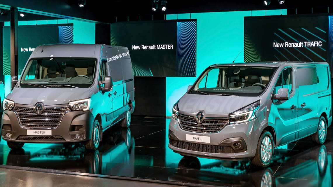 15 All New Renault Master 2020 Picture