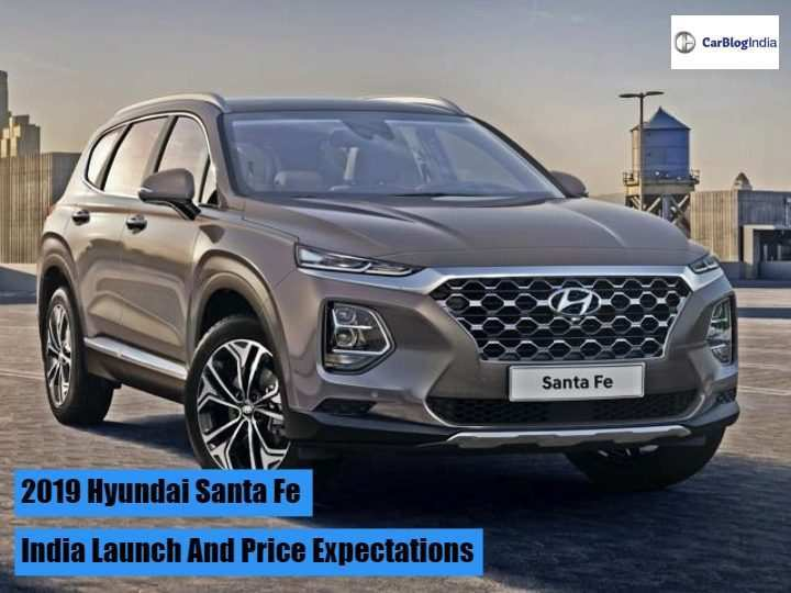 15 Best 2019 Hyundai Santa Fe Launch Release