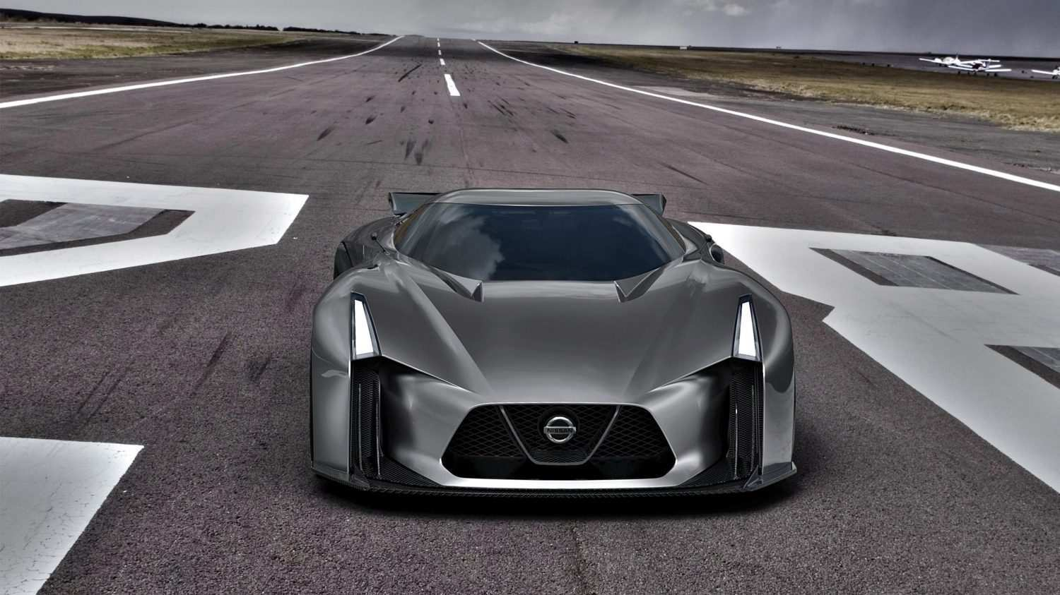 15 Best Nissan Vision 2020 Photos