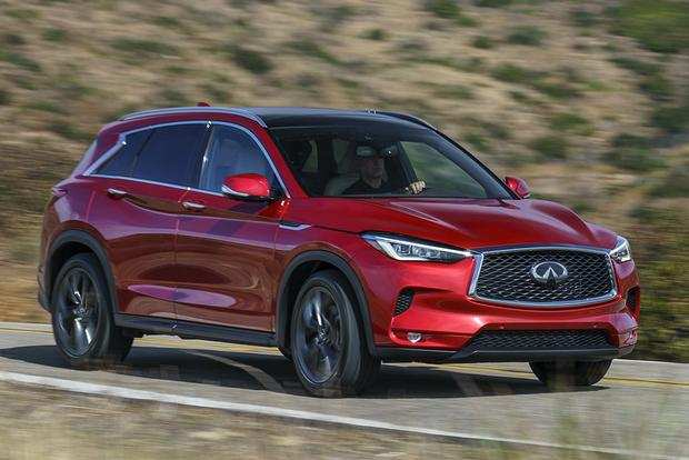 15 New 2019 Infiniti Qx50 Review Overview