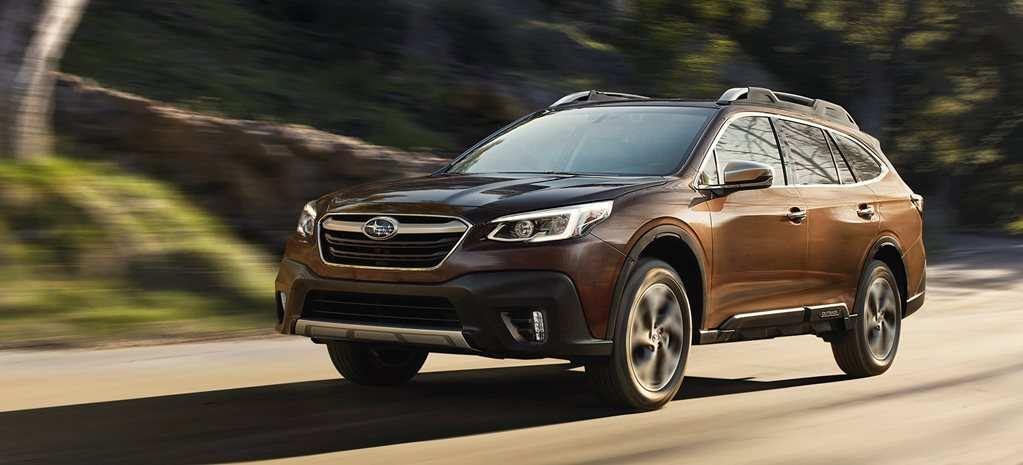 15 New Subaru Outback 2020 Australia Spy Shoot