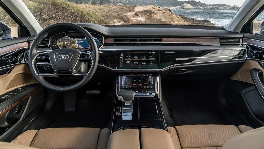 15 The 2019 Audi A8 Features Price Design And Review