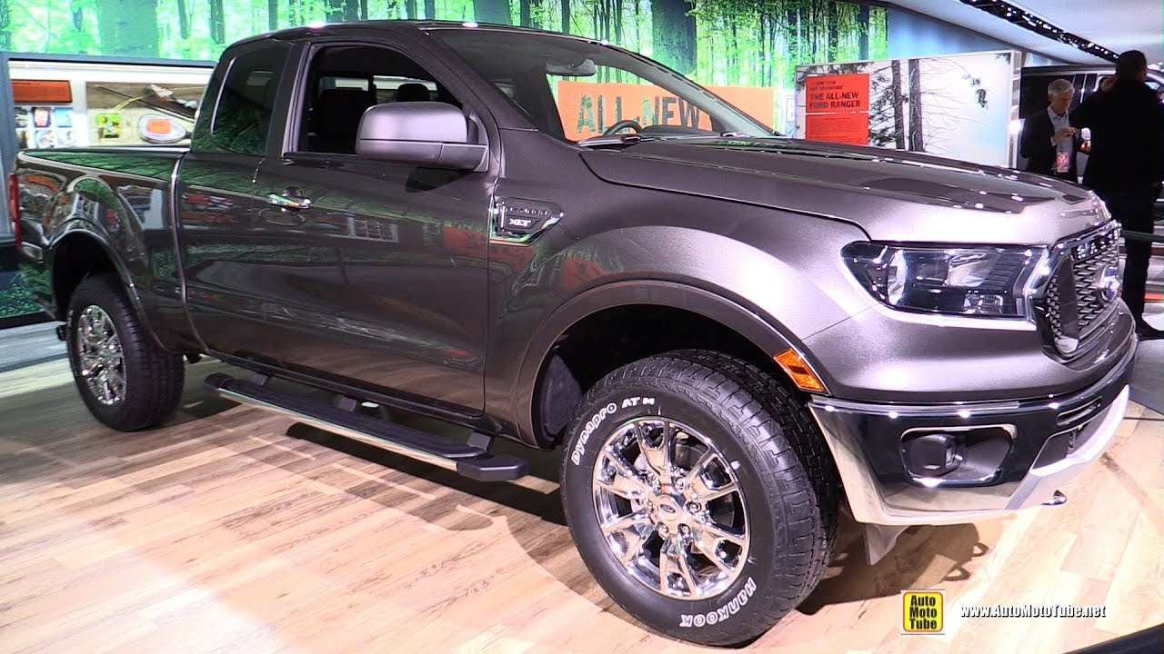 15 The 2019 Ford Ranger Auto Show Price Design And Review