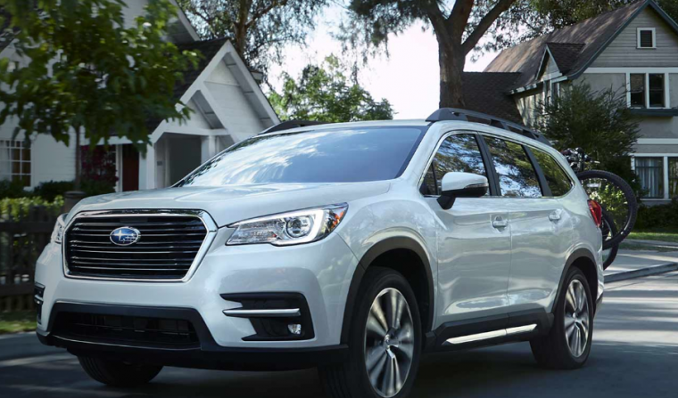 15 The 2019 Subaru Ascent Release Date Picture