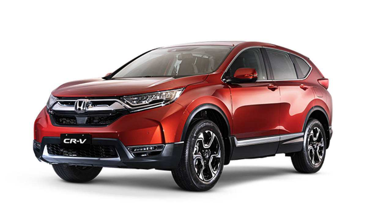 15 The Best 2019 Honda Cr V First Drive