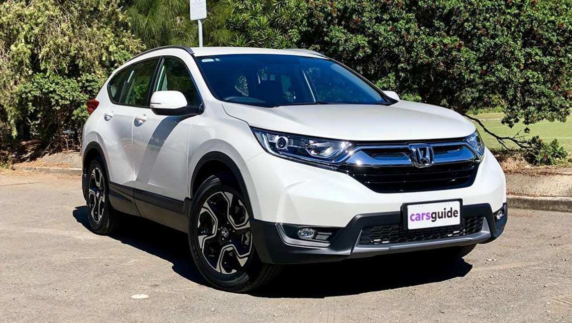 15 The Best 2019 Honda Cr V Performance