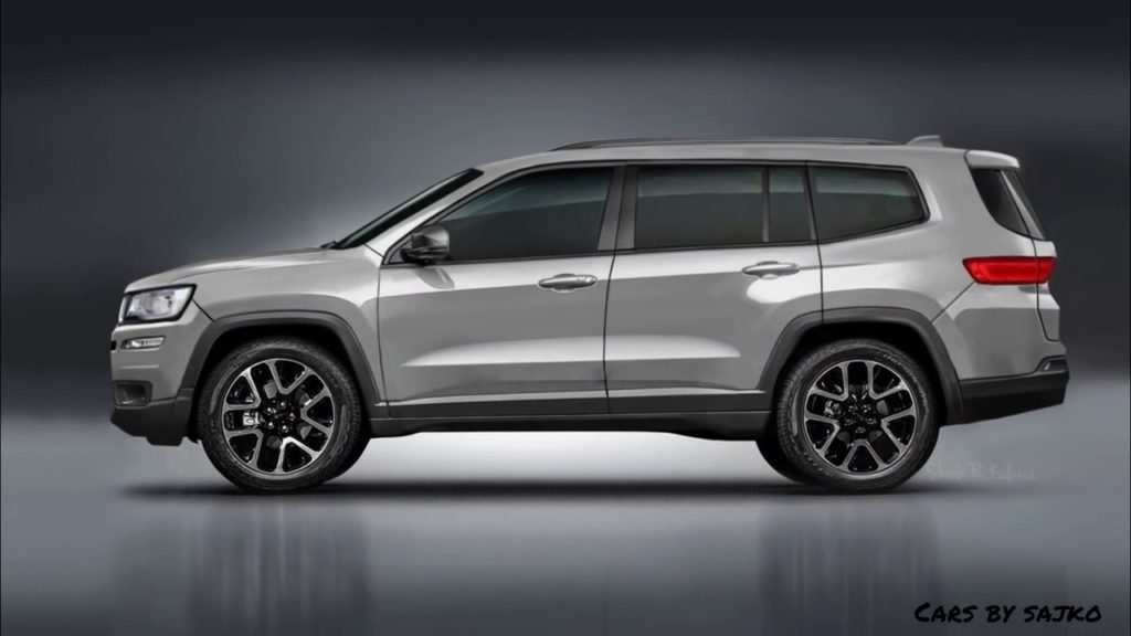 15 The Best 2019 Jeep 3Rd Row Redesign And Concept