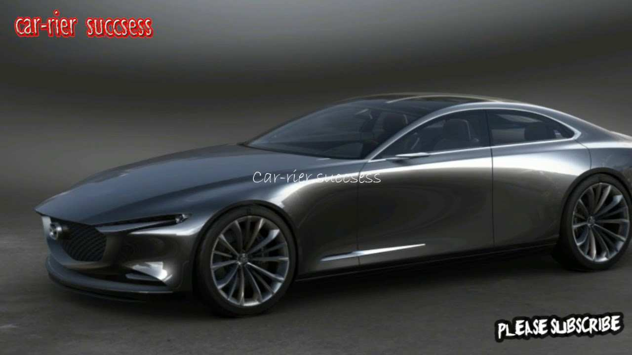15 The Mazda 6 Vision Coupe 2020 Release