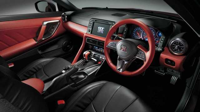 15 The Nissan Gtr 2020 Interior Price And Review