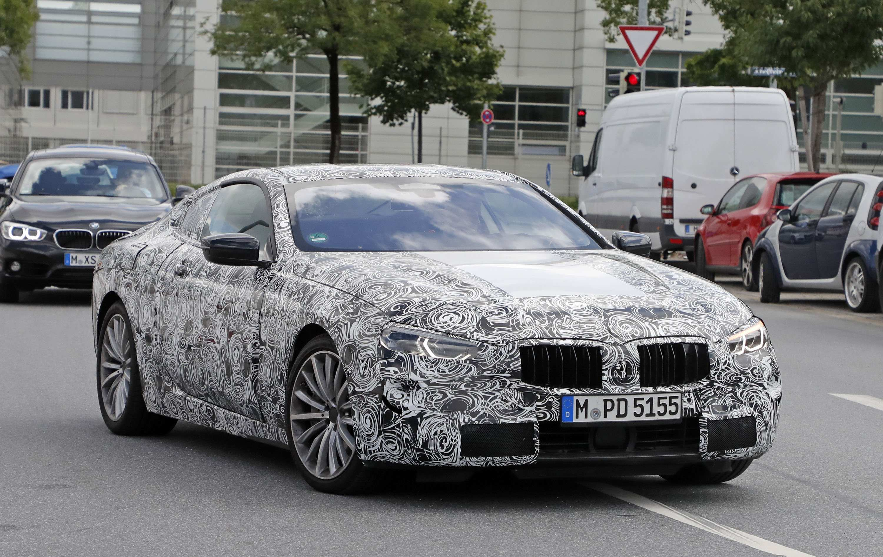 16 A 2019 Bmw 7 Series Perfection New Picture