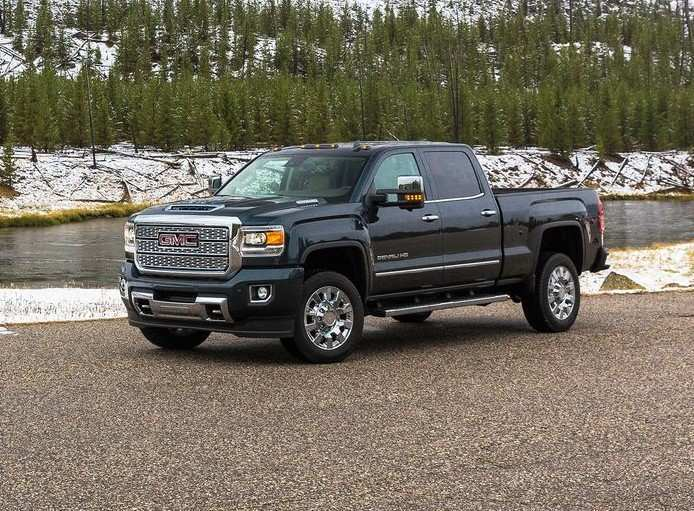 16 A 2020 Gmc 2500 Release Date New Model And Performance