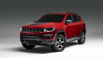 16 A Jeep Compass 2020 Interior