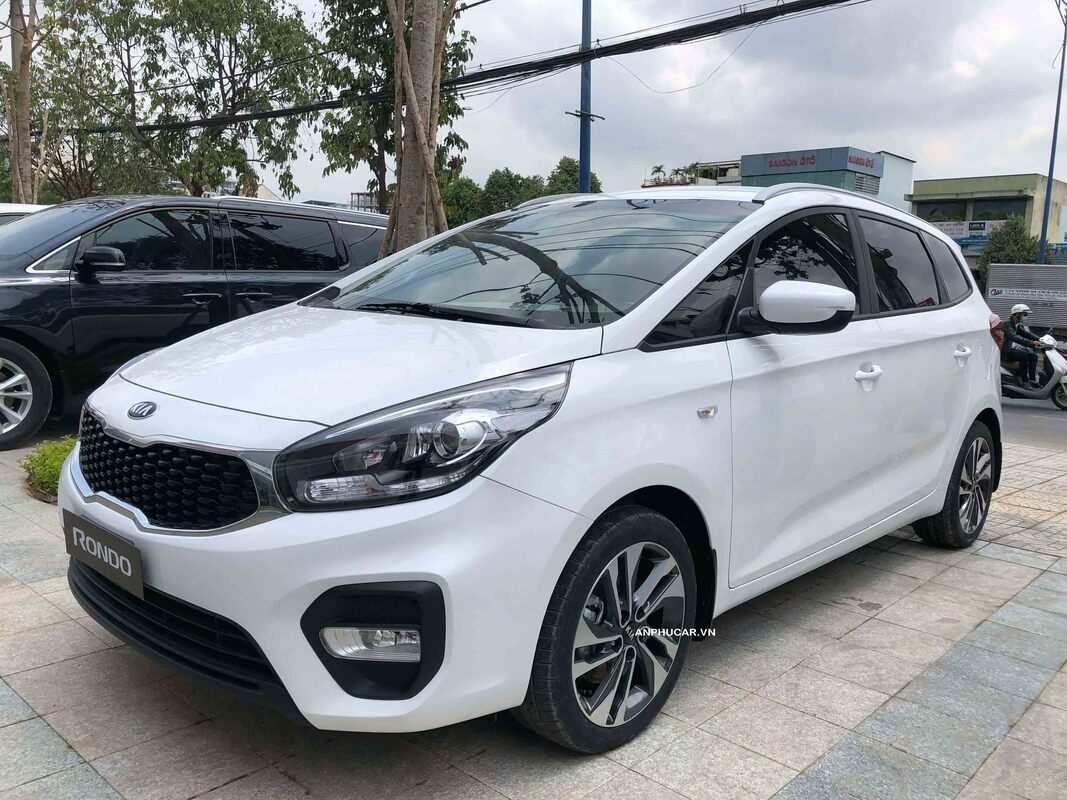 16 A Kia Rondo 2020 Speed Test