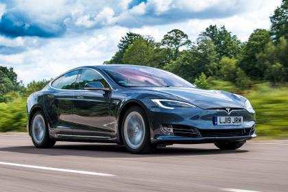 16 A Tesla S 2019 Redesign