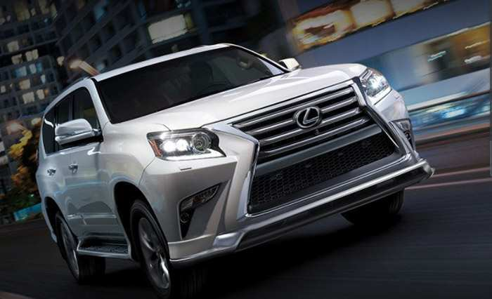 16 All New 2019 Lexus Gx 460 Redesign Price And Release Date
