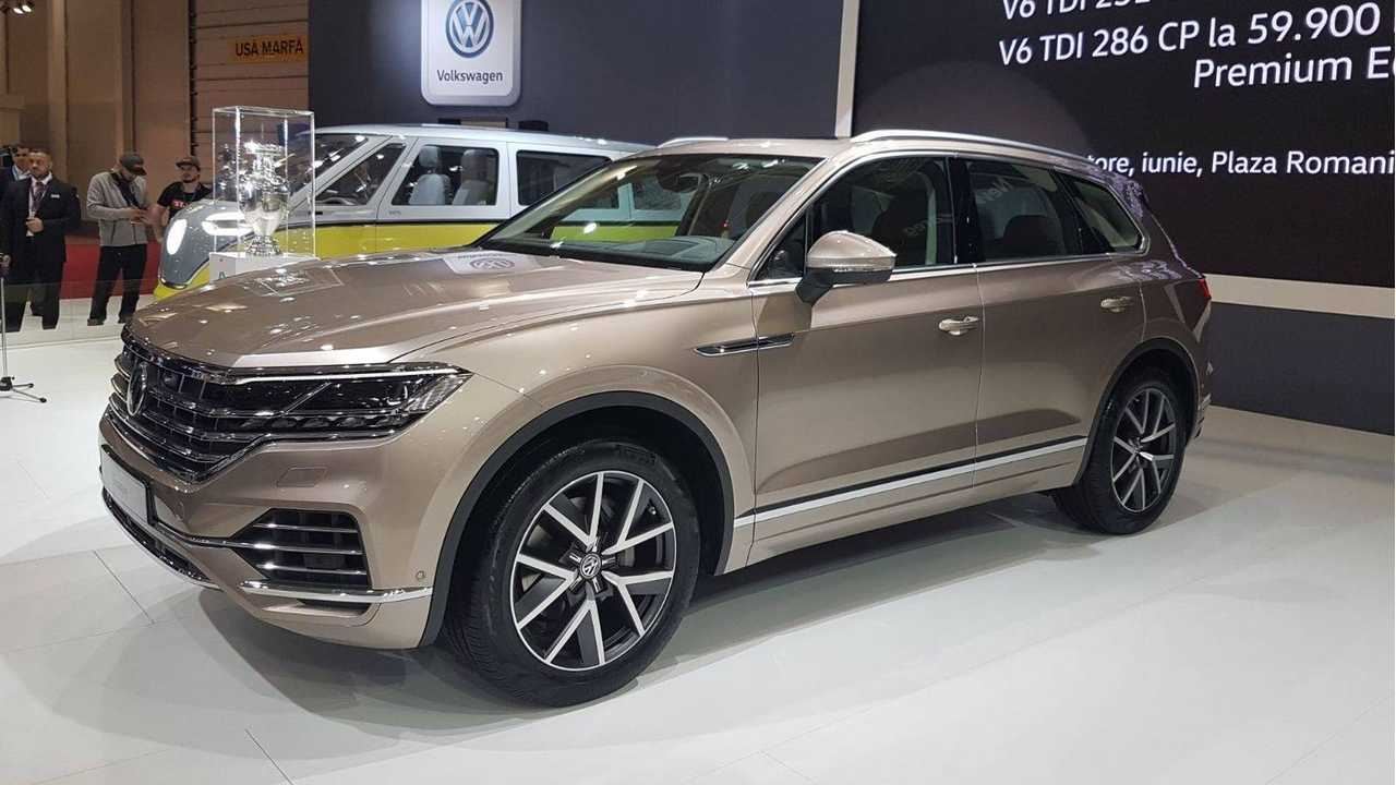 16 All New 2019 Volkswagen Usa Spy Shoot