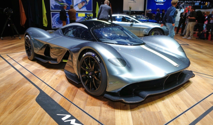 16 All New 2020 Aston Martin Valkyrie Rumors