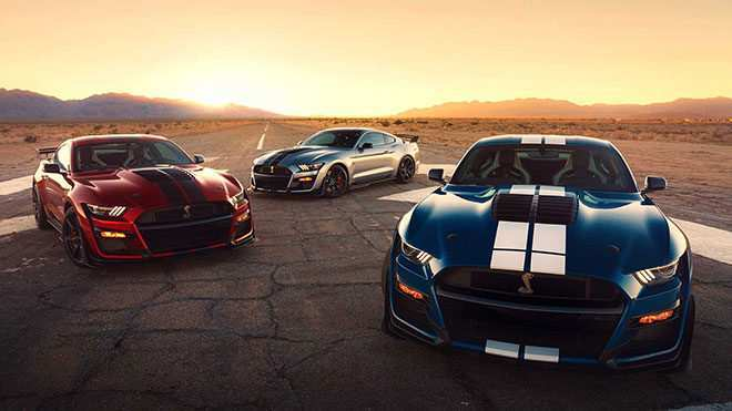 16 All New 2020 Ford Mustang Gt500 Prices