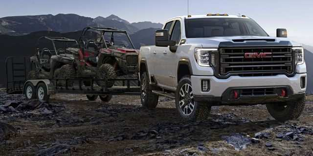 16 All New 2020 Gmc X Ray Vision Configurations