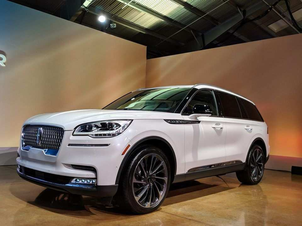 16 All New 2020 Lincoln Mkx Concept