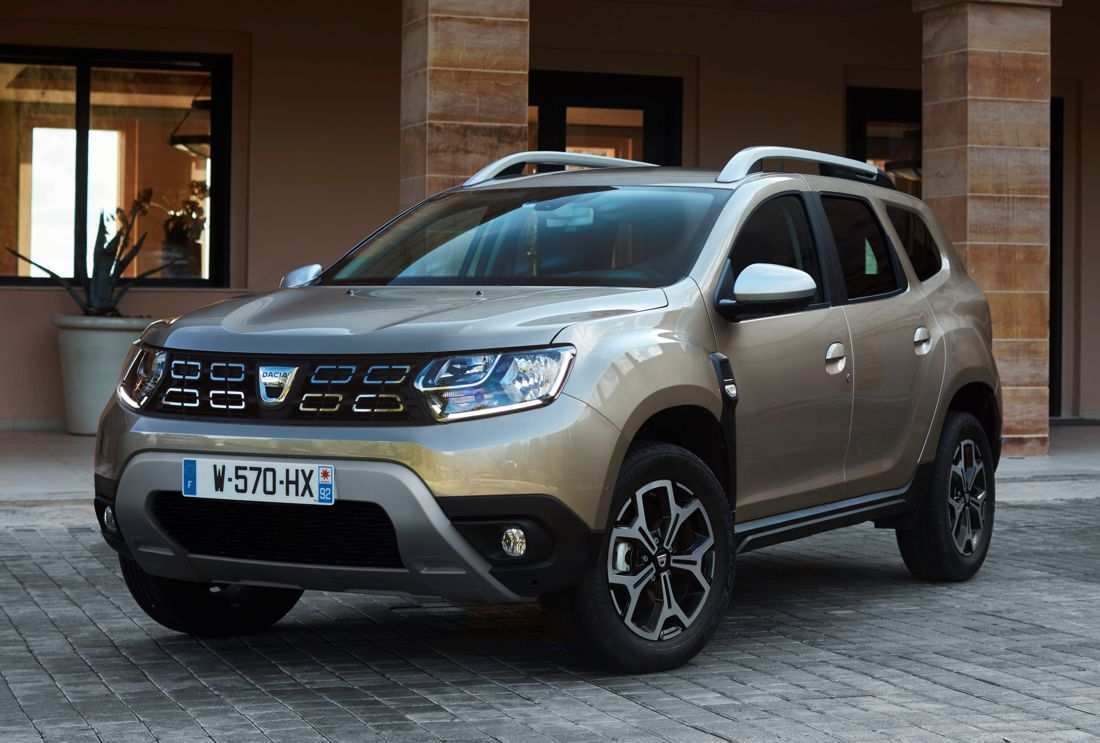 16 All New Renault Duster 2019 Colombia History