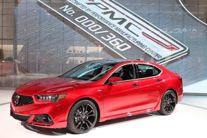 16 Best 2019 Acura Tlx Type S Price Design And Review