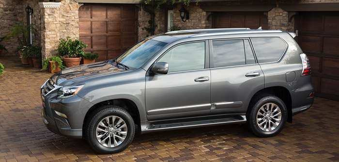 16 Best 2019 Lexus Gx 460 Redesign Interior