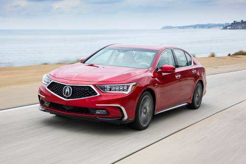16 Best 2020 Acura Rlx Release Date New Model And Performance
