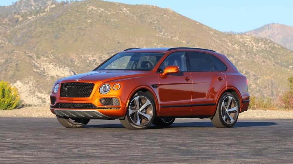 16 New 2019 Bentley Bentayga V8 Price Price Design And Review