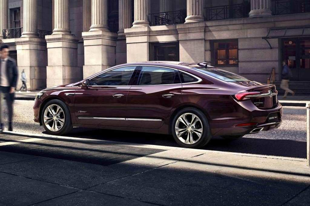 16 New 2020 Buick Lacrosse Refresh Picture