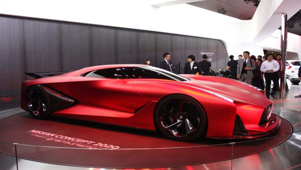 16 New 2020 Concept Nissan Gtr New Review