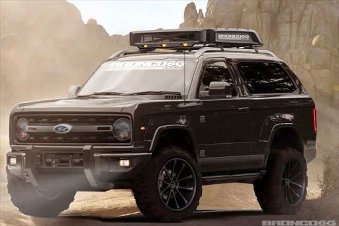 16 New 2020 Ford Bronco 6G Pictures