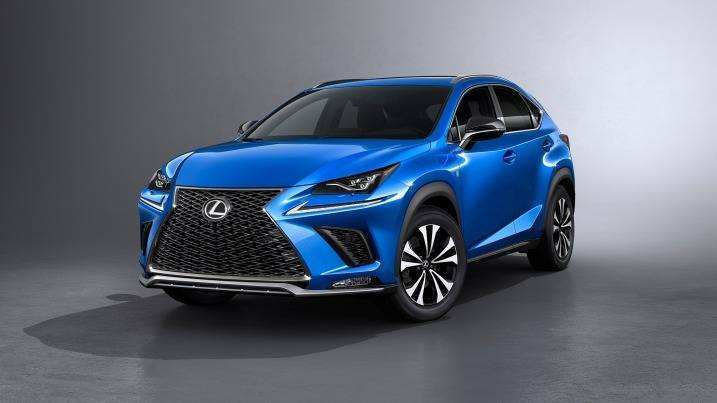 16 The 2019 Lexus 200Nx Release Date and Concept