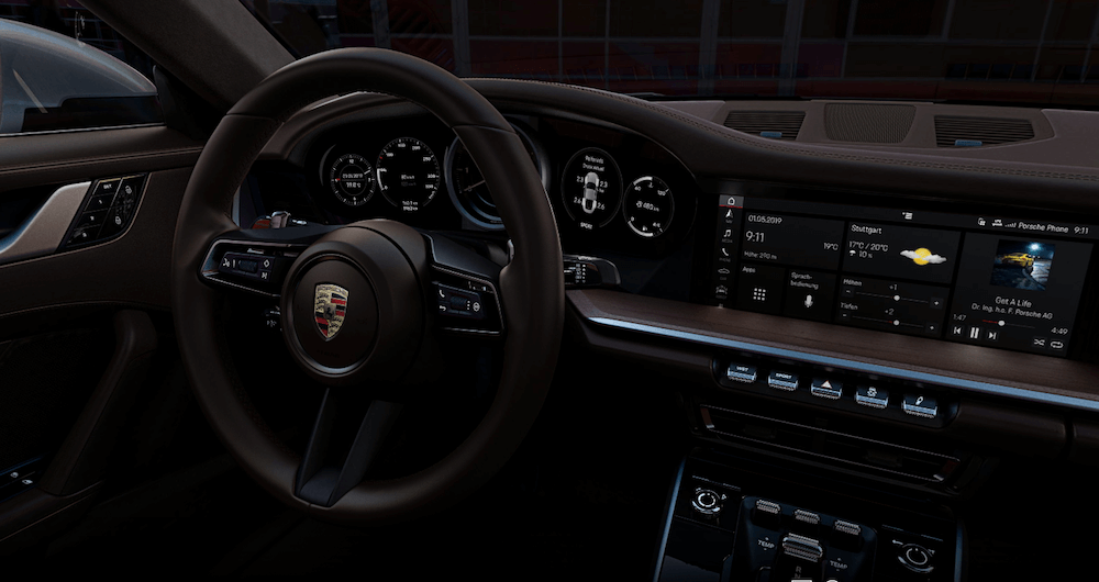 16 The Best 2019 Porsche 911 Interior Redesign And Review